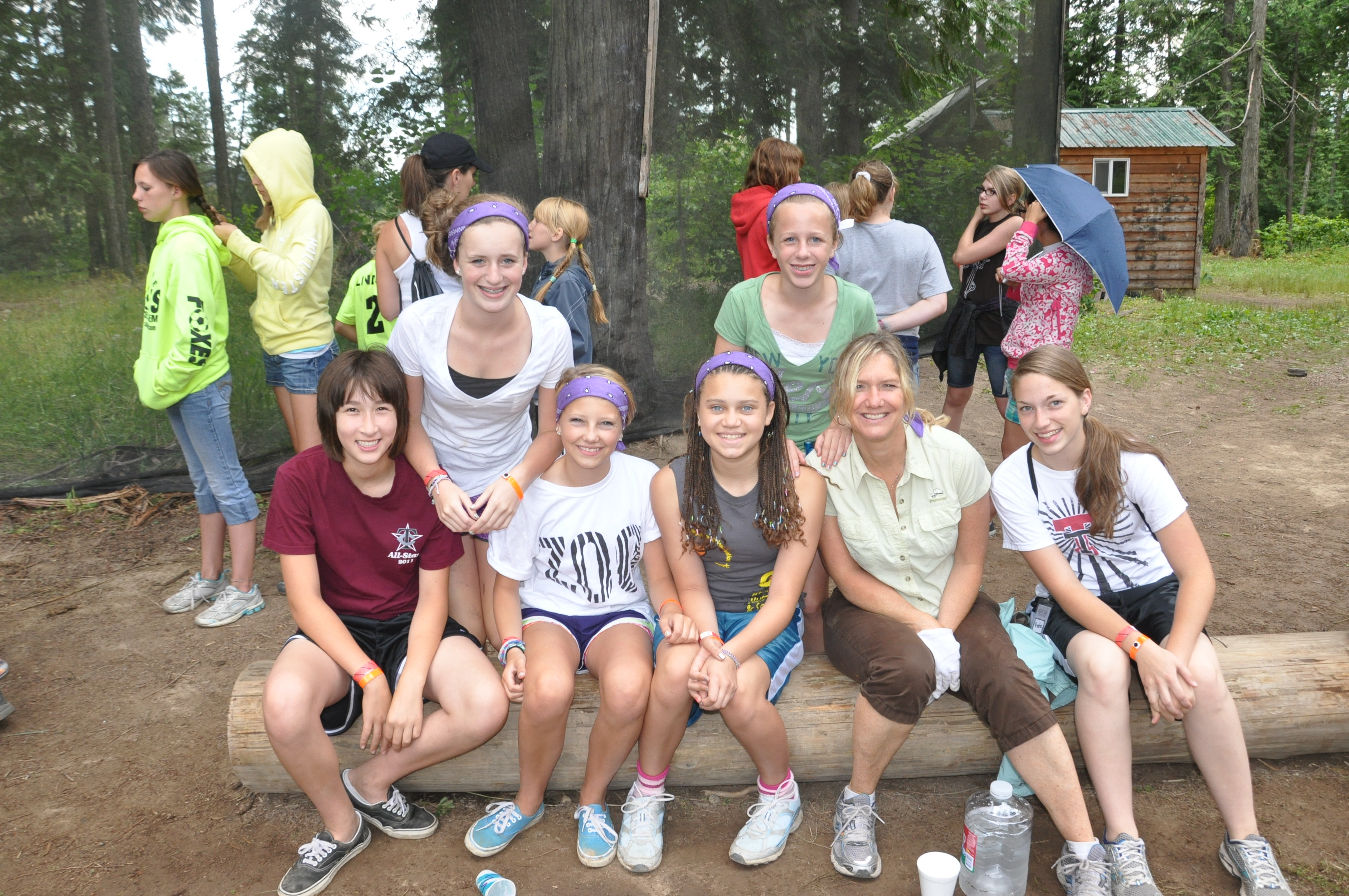 camp creek single christian girls You can learn more about kidder creek adventure camp here campers can expect traditional christian camp activities designed to fit a variety of age groups.