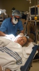 Cornelia and surgeon IMG_20150109_231047704