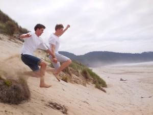 Danger day 2 jumping parenting blog 2015