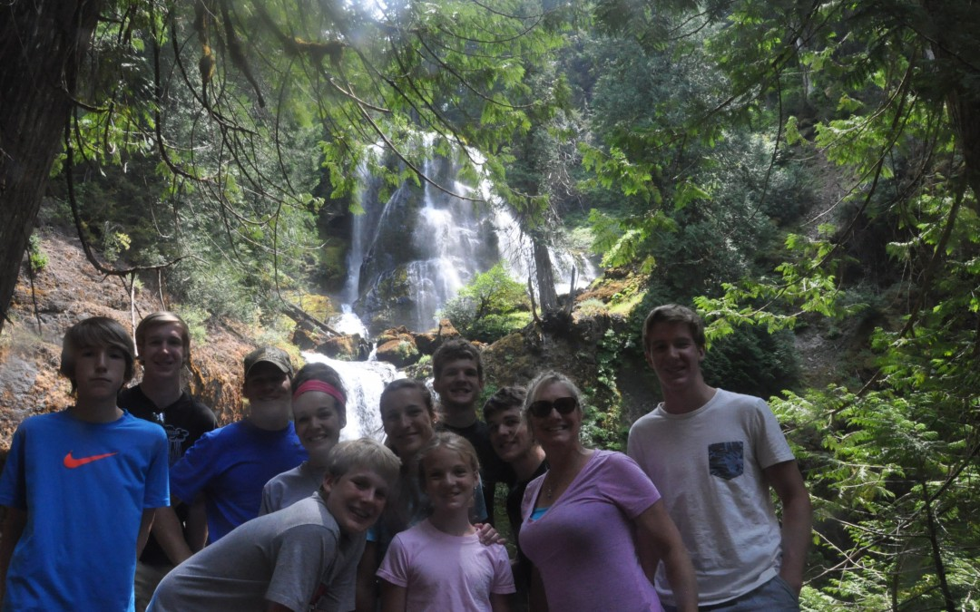 Falls Creek Falls – Summer 2015 Outdoor Adventure with Kids No. 4