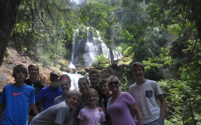 Falls Creek Falls – Summer 2015 Outdoor Adventure with Kids No. 4