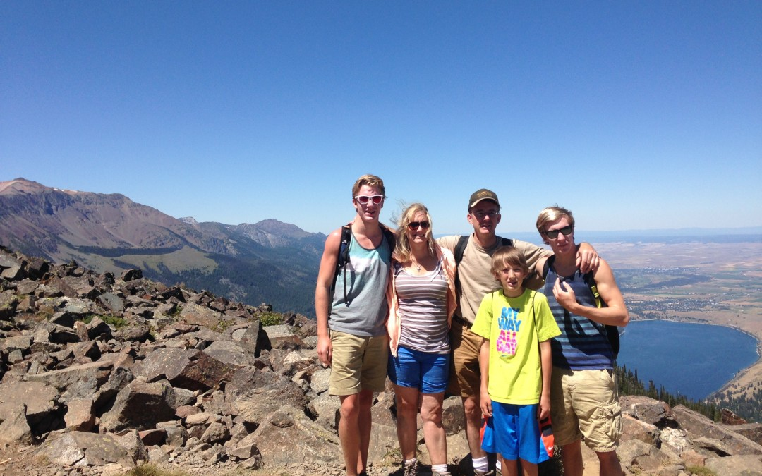 Exploring The Wallowas is No. 6 Outdoor Adventure with Kids – Summer 2015