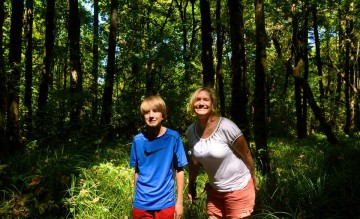 Mom gus summer 2015 adventure canal woods 11988501_10153313549334652_1638029197344321700_n