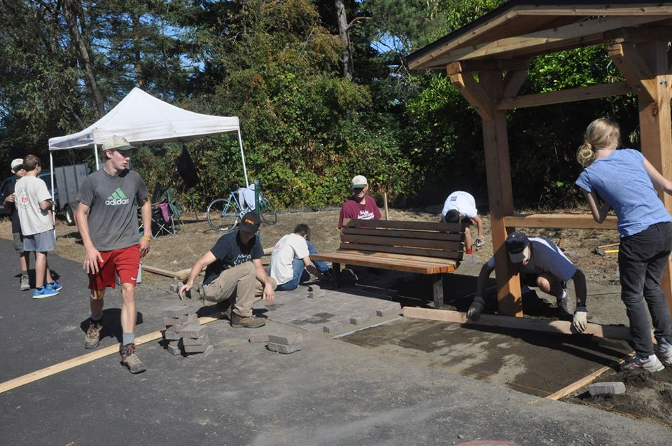 Eagle Scout Projects: On Making Community Service a part of your Family