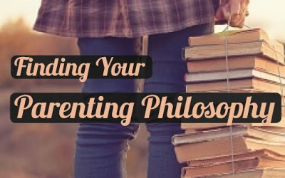 31 Days of Finding your Parenting Philosophy