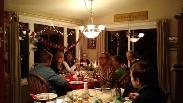 kristi marianne me dinner 2015